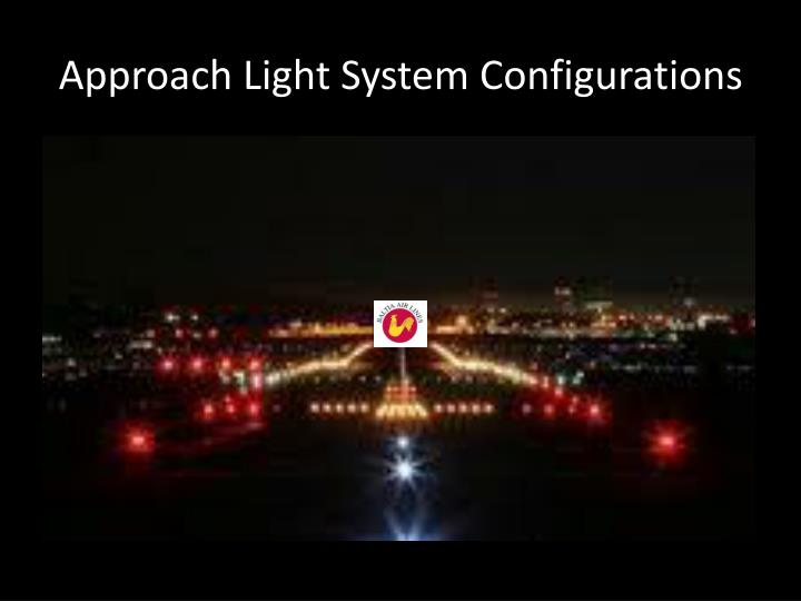 Approach Light System Configurations