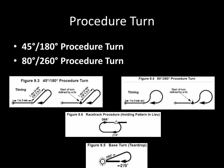 Procedure Turn