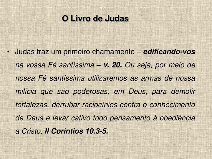 O Livro de Judas