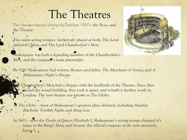 The Theatres