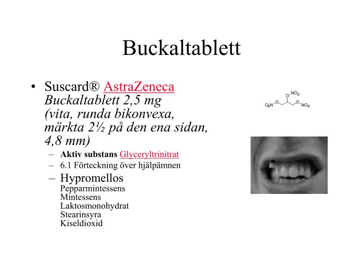 Buckaltablett
