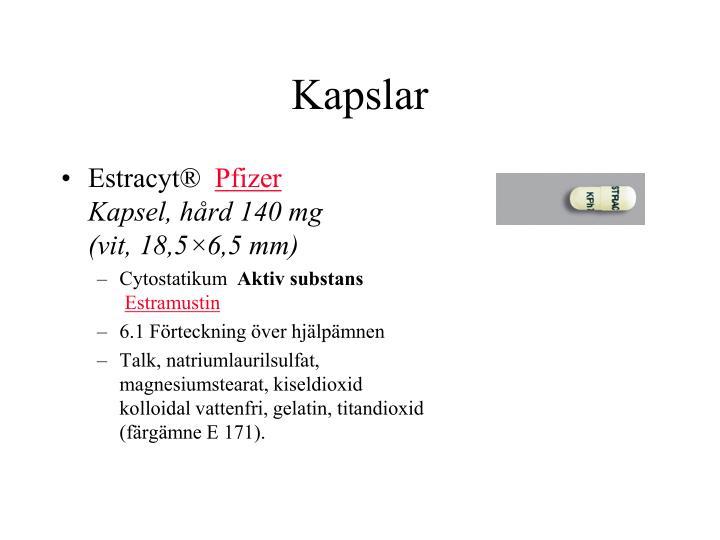 Kapslar