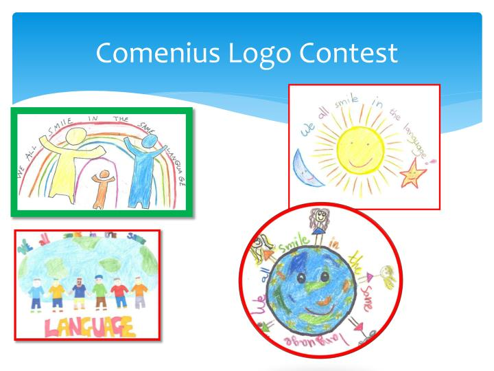 Comenius Logo Contest