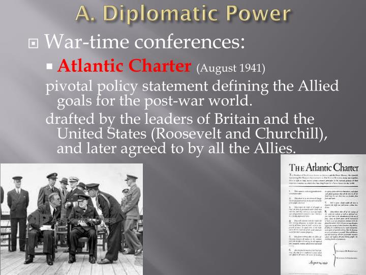 A. Diplomatic Power