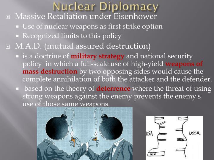 Nuclear Diplomacy