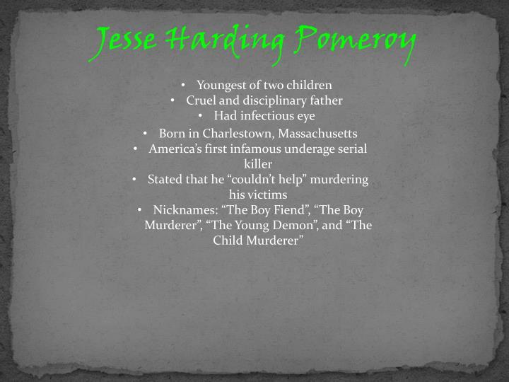 Jesse Harding Pomeroy