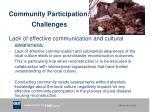 community participation3