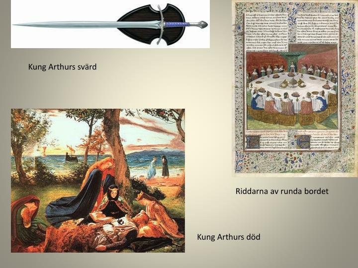 Kung Arthurs svärd