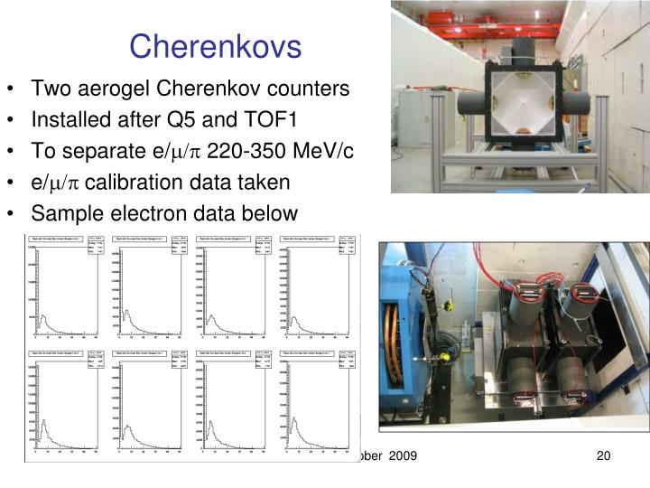 Cherenkovs