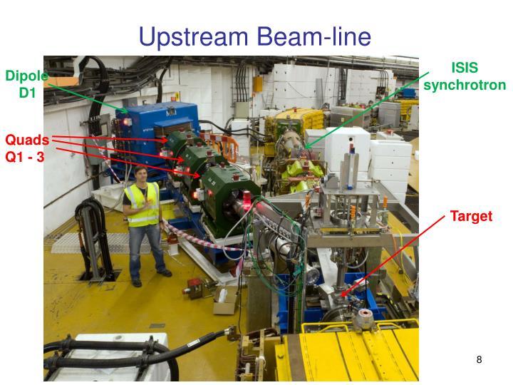 Upstream Beam-line