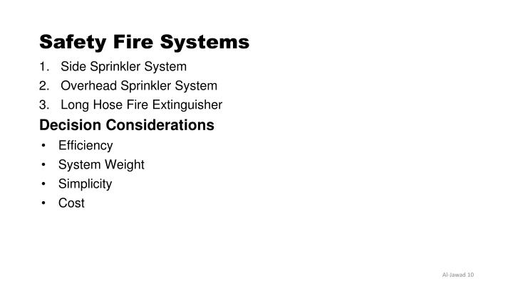Safety Fire Systems
