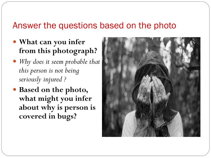 Answer the questions based on the photo