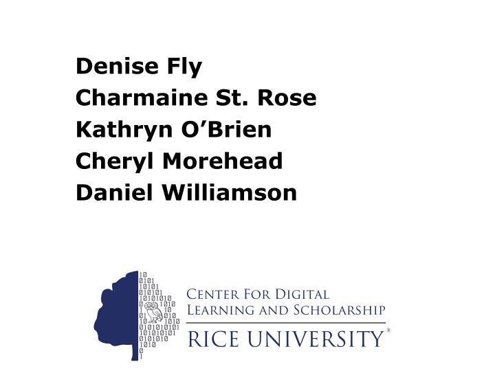 Denise Fly