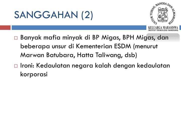 SANGGAHAN (2)
