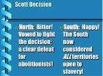 scott decision
