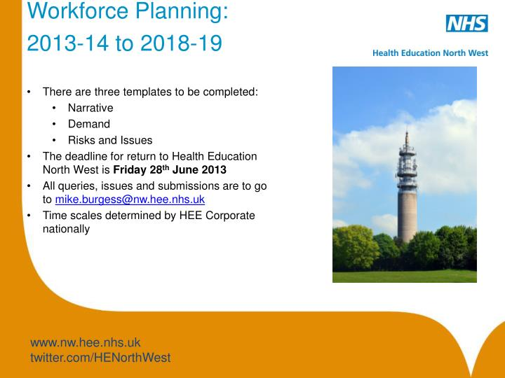 Workforce Planning: