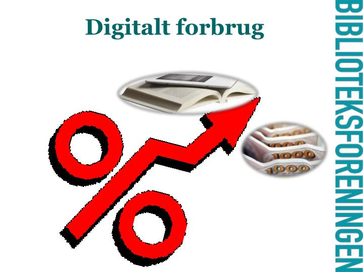 Digitalt forbrug