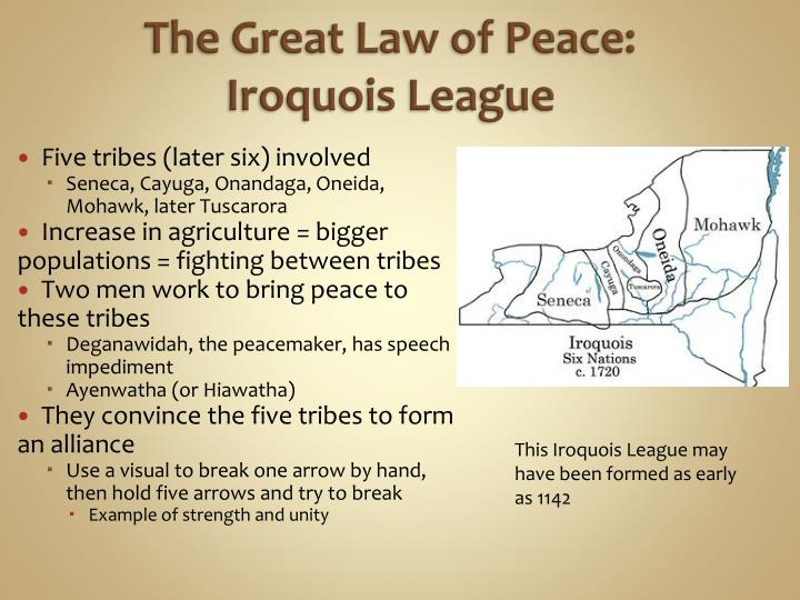The Great Law of Peace: