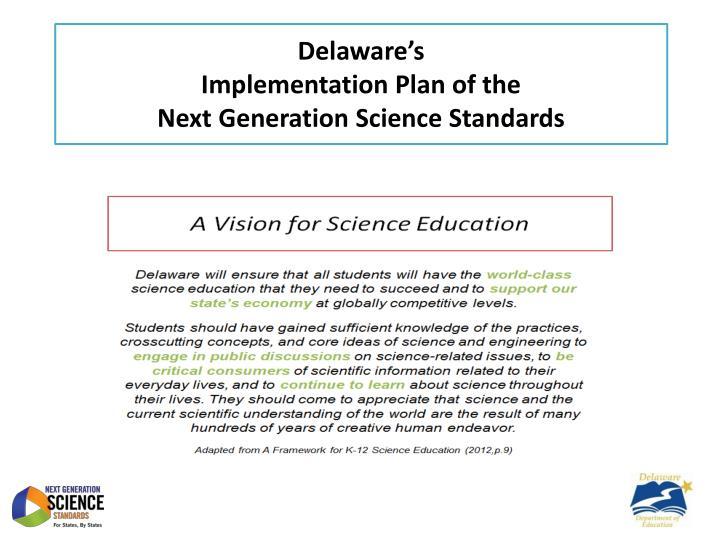 Delaware's