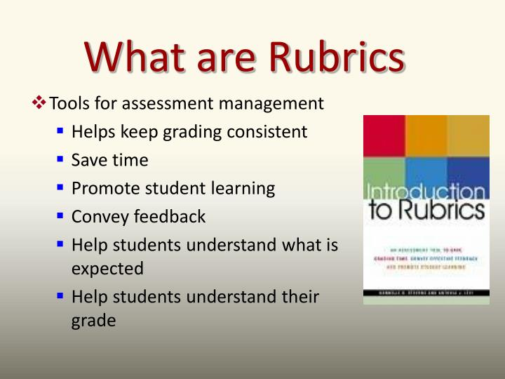What are Rubrics