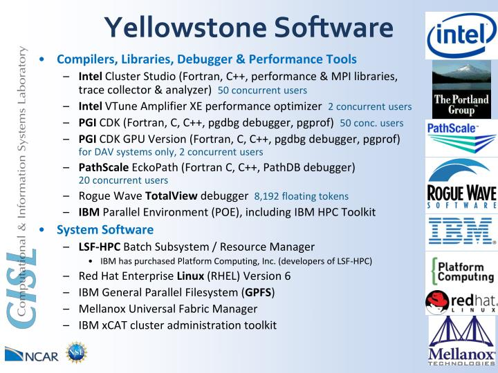 Yellowstone Software