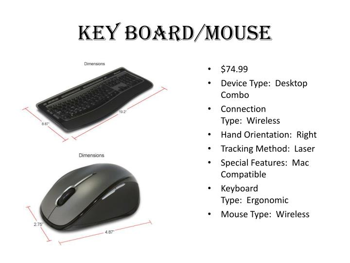 Key Board/Mouse