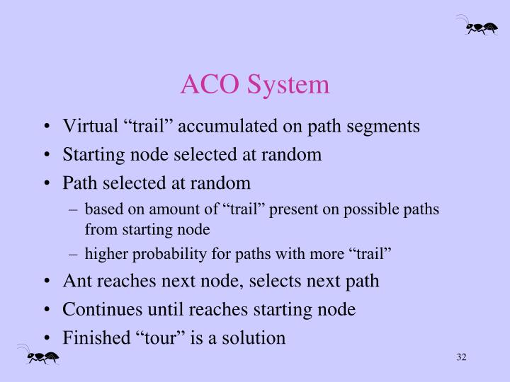 ACO System