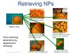 retrieving nps