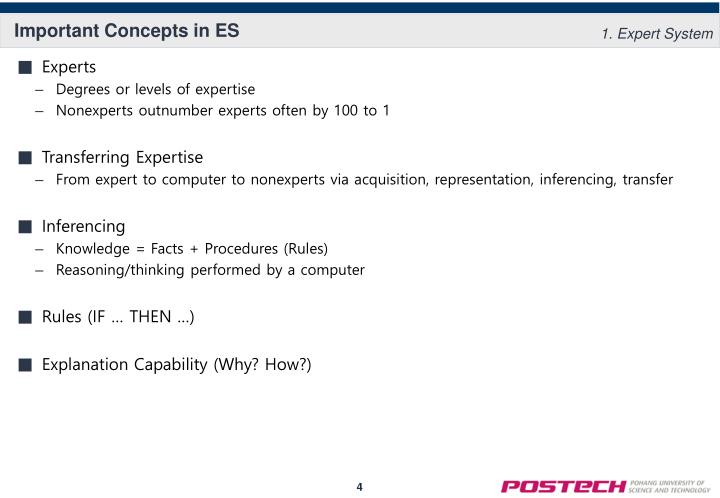 Important Concepts in ES
