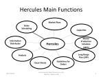 hercules main functions