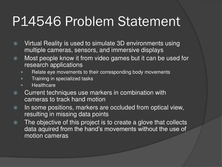 P14546 Problem Statement