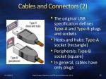 cables and connectors 2