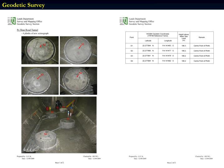 Geodetic Survey