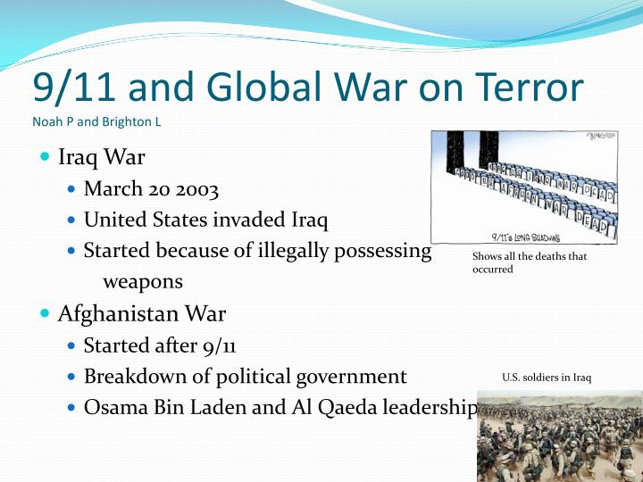 9/11 and Global War on Terror