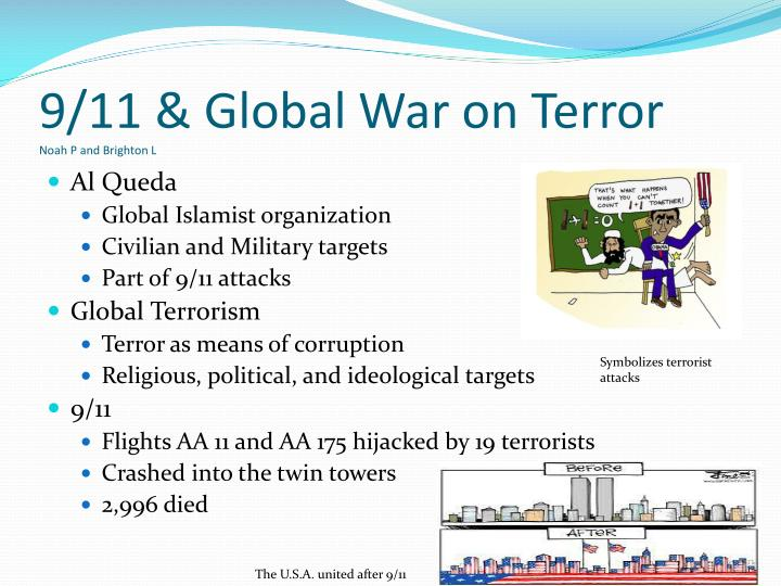 9/11 & Global War on Terror