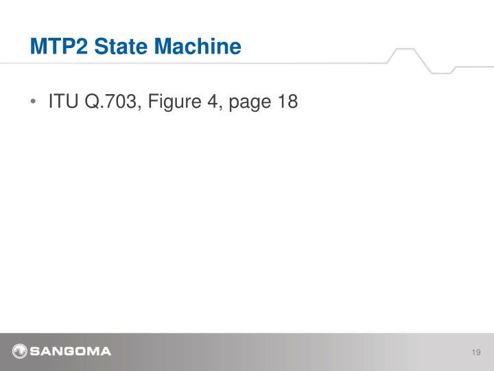 MTP2 State Machine