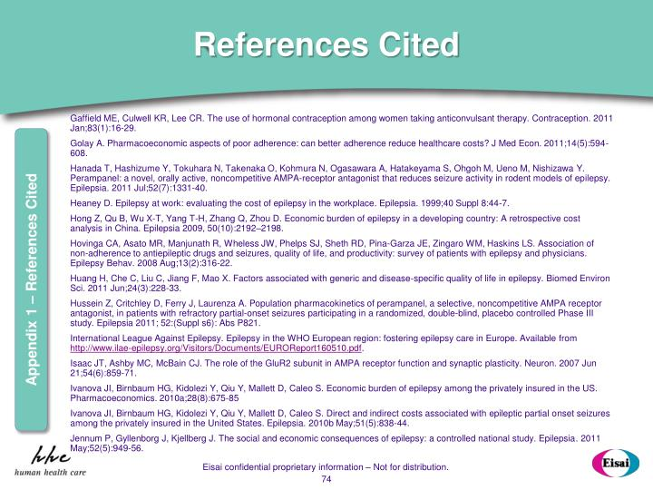 References Cited