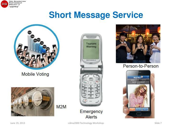 Short Message Service