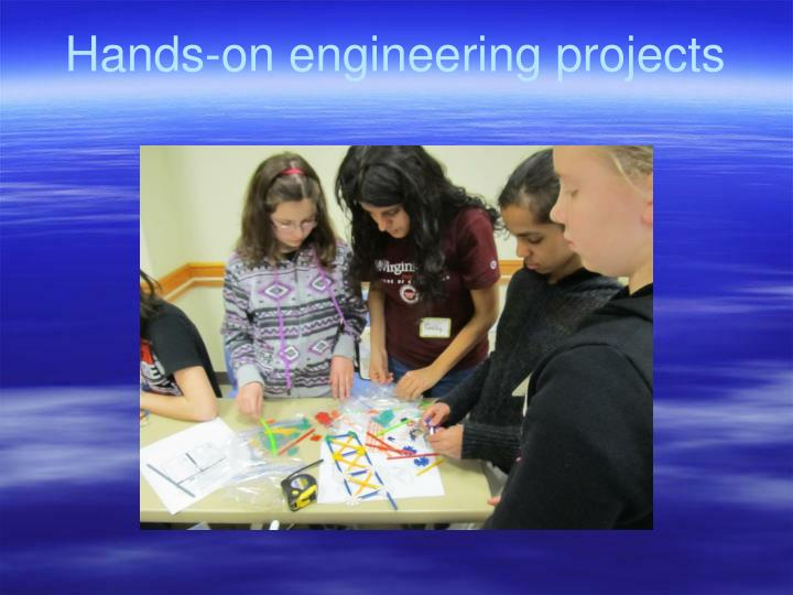 Hands-on engineering projects