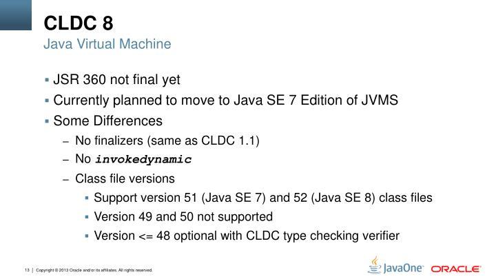 CLDC 8
