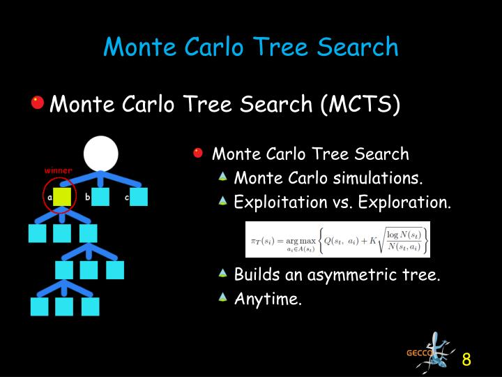 Monte Carlo Tree Search