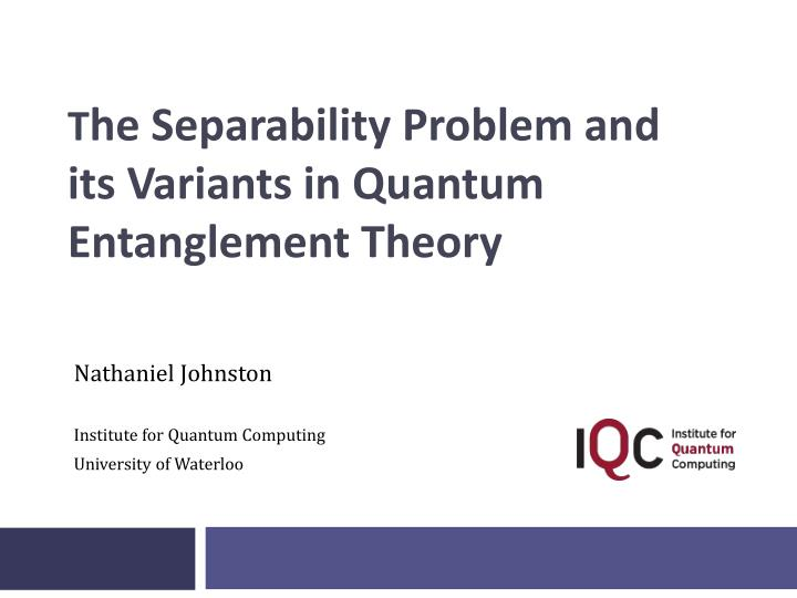 separability thesis And it is shown that he effectively rebuts two key arguments made in favour of the separability of law and morality the first thing that needs to be made clear.