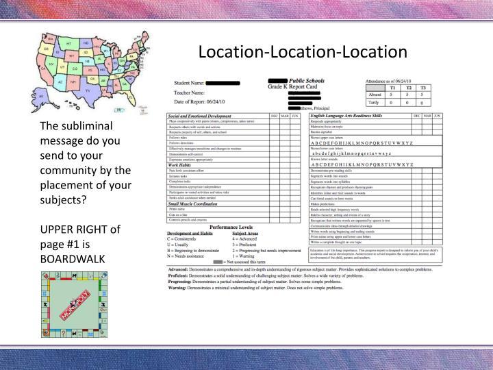 Location-Location