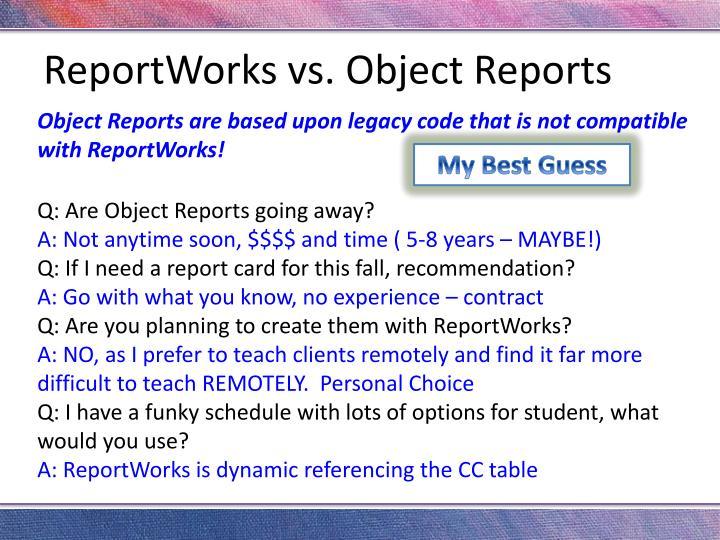 ReportWorks