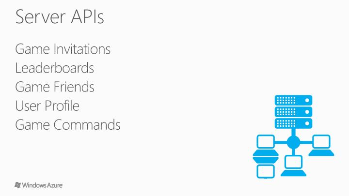 Server APIs