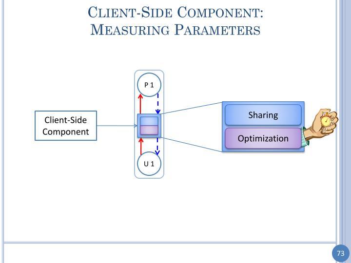 Client-Side Component: