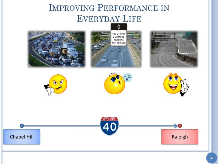 Improving Performance in