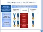 main contributions multicast1