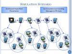 simulation scenario2