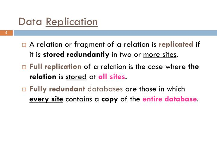 A relation or fragment of a relation is